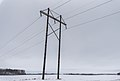 Power lines in winter, Rural Minnesota (25820573247).jpg