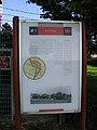 Pozières monument aux tanks (panneau) 1.jpg