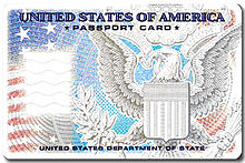 United States Passport Card - Wikipedia