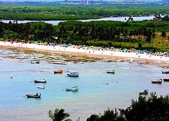 Cabo de Santo Agostinho - Suape beach