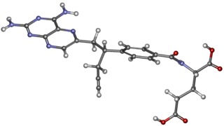 Pralatrexate chemical compound