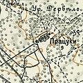 Pratsiuky, 1910—1916, map.jpg