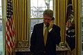 President Bill Clinton talks on the Oval Office telephone.jpg