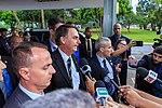 Presidente Eleito, Jair Bolsonaro visita Ministro da Defesa (31881851468).jpg