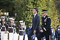 Prime Minister of Italy Matteo Renzi visits Arlington National Cemetery (30434471395).jpg