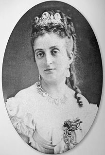 Princess Marie Isabelle of Orléans Countess of Paris