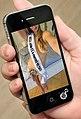 Pro Juventute Aufklärungskampagne 'Sexting' Themenbilder KeyVisual FR Maedchen 01 (10817098195).jpg