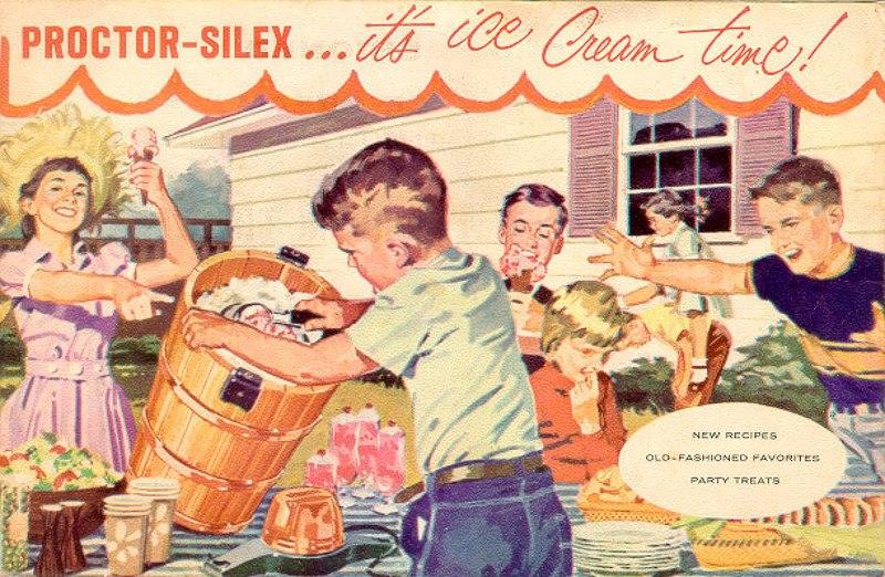 File:Proctor Silex Ice Cream Maker Manual original.pdf