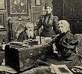 Professor Friedrich Kaulbach mit Frau und Tochter, 1902.jpg