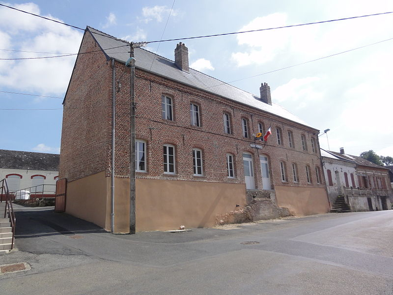 Proisy (Aisne) mairie