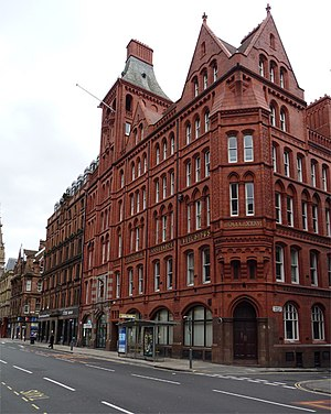 Prudential Assurance Building, Liverpool - Prudential Assurance Building