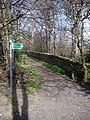 Public footpath - geograph.org.uk - 1232919.jpg