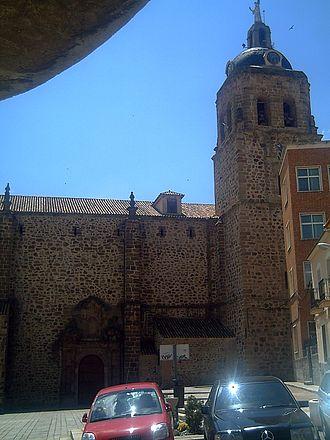 Puertollano - Asunción church