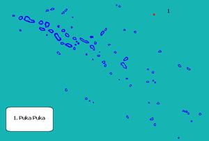 Puka-Puka - Image: Puka Puka a les Tuamotu