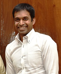 Pullela Gopichand 2016 (cropped)
