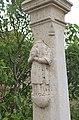 Punerot Calvaire Statue de Saint-Elophe (1751).jpg