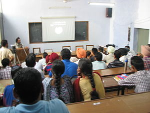 Education in Punjab, India - Classroom in Punjab