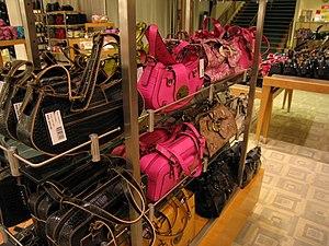 Purse Shopping at Bon Macys1