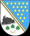 Huy hiệu của Huyện Piatykhatky