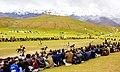 Qaqlasht festival, here polo festival is organized for all the over world.jpg