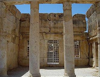 Ammon - Qasr Al Adb was built by the governor of Ammon in 200 BC