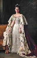 Queen Wilhelmina, by Thérèse Schwartze.jpg