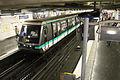 Réaumur - Sébastopol Metro, Paris July 2014.jpg