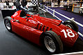 Rétromobile 2011 - Lancia Ferrari Type D50 - 1955 - 002.jpg