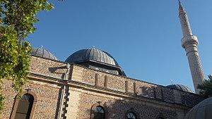 Zagan Pasha Mosque - Image: Rückseite der Zaganos Pascha Moschee