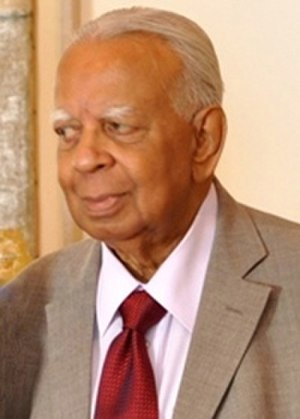 Leader of the Opposition (Sri Lanka) - Image: R. Sampanthan