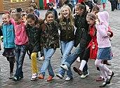 Gyermekek világnapja; Vlagyivosztok, 2009