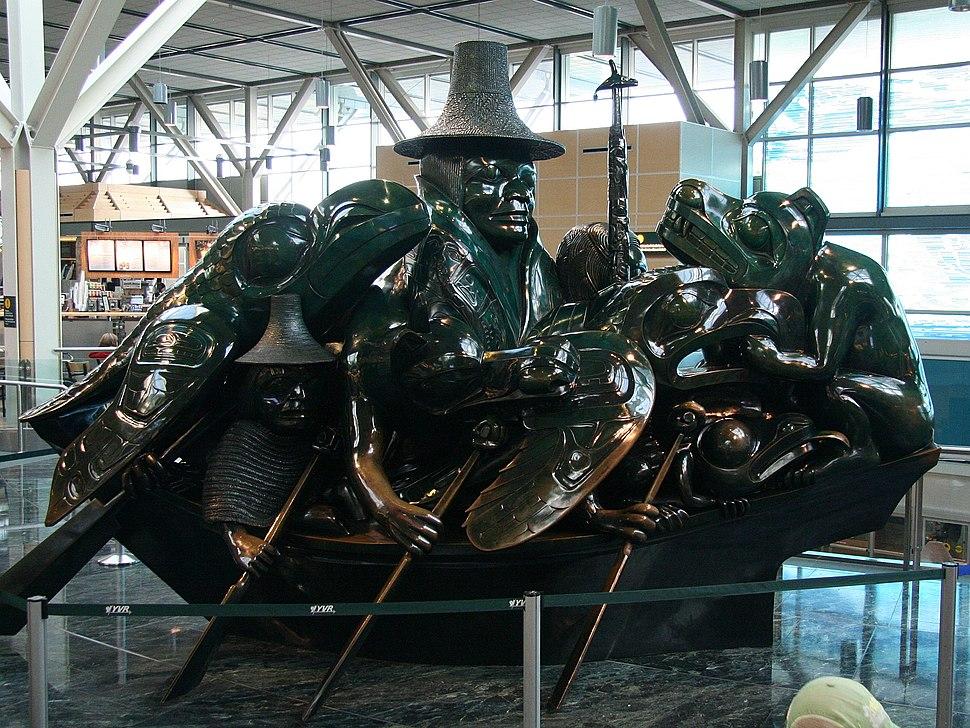 RK 0908 9604 Spirit of Haida Gwaii the Jade Canoe