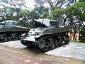 ROCA M8 Scott at Tanks Park, Armor School 20130302.JPG