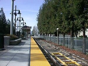 Race station - Race Station platform