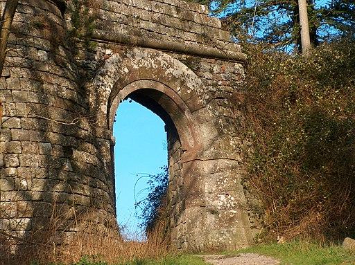 Radicofani, Porta della Fortezza