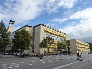 Radiohuset Former headquarters of national Danish broadcaster DR