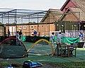Radlett Cricket Club practice nets, Hertfordshire, England 1.jpg