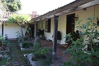 Rafael Gonzalez House - Image: Rafael gonzales veranda 1