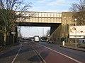 Railway Bridge over Cray Avenue - geograph.org.uk - 1095509.jpg