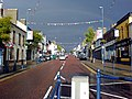 Rainbow over street in Bangor - panoramio.jpg