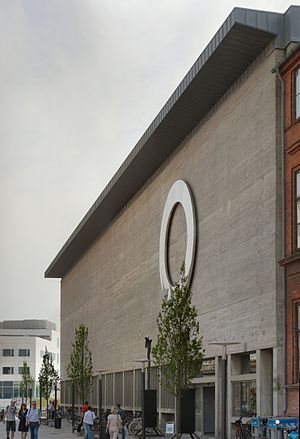 Randers Museum of Art - Kulturhuset, including Randers Museum of Art.
