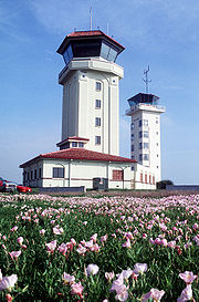 Randolph AFB control towers 1997
