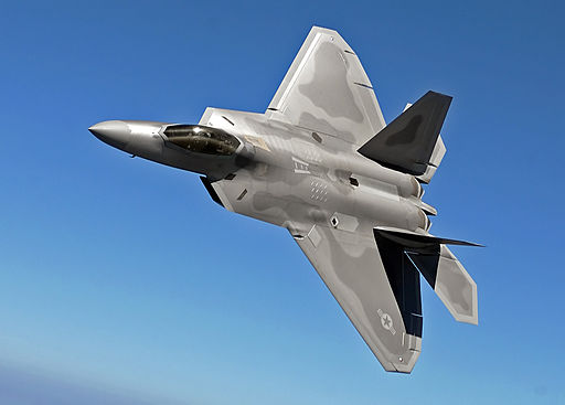 Raptor F-22 27th