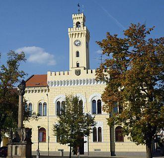 Postoloprty - Town hall
