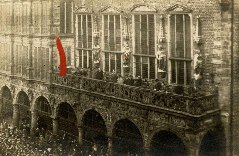 Rathaus Bremen 15111918