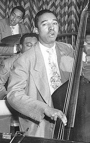 Ray Brown (musician) - Brown in New York, ca. 1947
