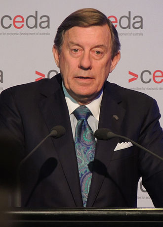 Raymond Spencer - Raymond Spencer speaks at CEDA State of the State event, Adelaide, 2015