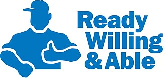 The Doe Fund - Image: Ready Willing And Able logo