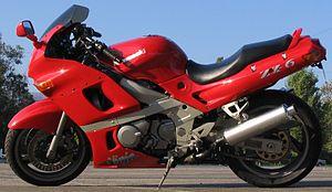 Kawasaki Zx 6 And Zzr600 Wikipedia
