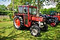 Red Massey Ferguson 135 during Great Whelnetham Classic Tractor and Car show.jpg